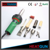 230V 1600W Portable Heat Gun with Nozzle and Silicone Roller