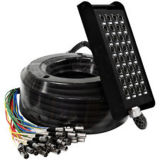 28way Snake Audio Cable Stage Box with 4 Returns