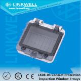 Viewing Window for Switchgear Panel IP54 (LK08-04)