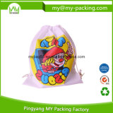 Custom Order Promotional School Drawstring Bag for Kids