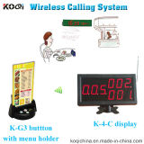 Wireless Guest Call System for Restaurant with Good Used