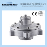 Remote Dust Valve by 6 or 8 Points Enclosure Controling