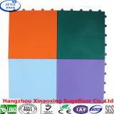 Beautiful Colors Indoor Sports Flooring Tiles