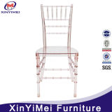 Wedding Banquet Event Clear Resin Chiavari Chair Tiffany Chair Without Cushion