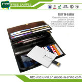 Free Sample 8GB Credit Card USB Flash Drive