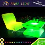Outdoor Furniture LED Shiny Sofa