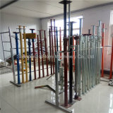 Safe Durable Shoring Prop for Construction