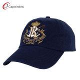 Navy Custom Baseball Cap Made of Organic Cotton (CW-005)