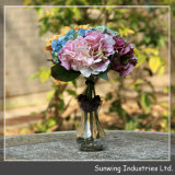 Real Touch Dynamic Rose Artificial Wedding Flower Arrangement