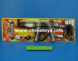 En71 Approval Children Toy Camouflage Friction Gun, Toy Gun (7287121)