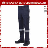 High Visibility Safety Cotton Work Trousers for Women