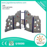 Indoor Playground Children′s Plastic Rock Climber with CE/ISO Certificate
