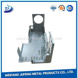 Zinc Coated Sheet Metal Stamping Chassis for Cabinets