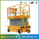8m 10m Automatic Hydraulic Electric Scissor Man Lift Work Platform