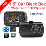 "New 1.5"" Car Camcorder HD 1080P Car DVR with Motion Dectection, 5.0mega Car Camera DVR-1503"