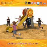 Chlidern Playground Sun Smile Face Slide (PE-04001)