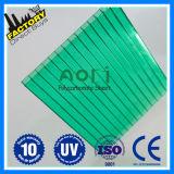 Zhejiang Aoci UV-Protected Twin-Wall Polycarbonate Sheet