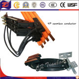 Insulation Flexible Seamless Insulated Conductor Rail for Crane/Hoist