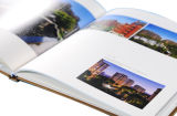 Full Color Brochure Printing with Hard Cover