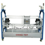 Zlp630 Aluminum or Steel Suspension Platform