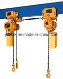 Twin Hook Electric Chain Hoist