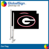 Double Sides Printed Car Flags, Car Window Flags (GCF-D2)