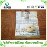 Saddle Stitching Printing Promotional Book of Baking (for Supermarket)