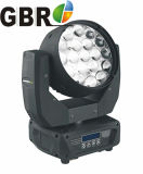 19*12W 4in1 Zoom LED Beam and Wash Moving Haed Light