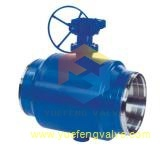 Full Welded Fix Forged API Ball Valve