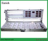 LED Demo Test Case with E27/B22/GU10/MR16/G24/Gu24 Sockets