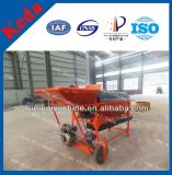 Small Scale Alluvial Gold Mining Equipment