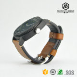 China Supply Personal Customized Real Carbon Fiber Sport Watch