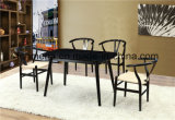 Vintage French Bistro Table and Chair (FOH-BCA68)
