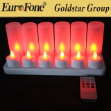 Useful Rechargeable LED Candle Light for Party