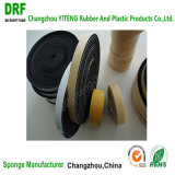 Closed Cell Neoprene Rubber Foam with Adhesive for Auto Seal Strip Cr Foam Sealing