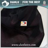 Formal Black Hi Multi Chiffon Fabric for Abaya Scarf