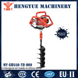 High Quality Petrol Single Operated Ground Drill