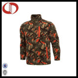 100% Polyester Polar Fleece Outdoor Sport Jacket for Male