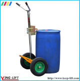 Hand Trolley for Steel and Plastic Drums De450
