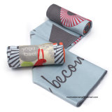 Microfiber Reactive Printed Beach Towel Yoga Towel