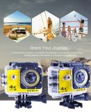 4K Ultra HD Action Camera WiFi 1080P 60fps 16MP 2.0 Inch Dual Screen 4 K Sports Action Camera