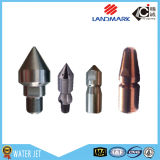 100MPa High Pressure Pipeline Nozzle for Cleaning Pipeline (JC1973)
