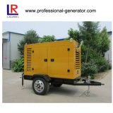 Brushless Self-Excited AVR 8kw Portable Diesel Marine Generator Genset