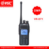 OEM Tier II Dmr UHF VHF Handheld Walkie Talkie