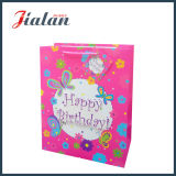 "3D ""Happy Birthday"" Letters for Birthday Shopping Gift Paper Bag"