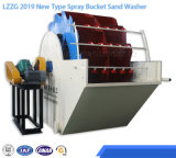 High Capacity Sand/Quarry Materials Washing Machine for Sale