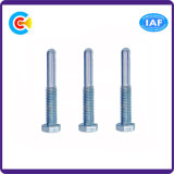 Pin/Shaft Flange Fastener Carbon Steel 4.8/8.8/10.9 M6/Galvanized Hexagon Head Screw