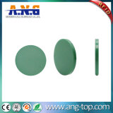 13.56MHz Round RFID Coin Token Tag for Metro Tickets