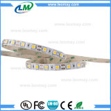 IP65 5050 Waterproof Warm White LED Light Strip with Ce RoHS UL
