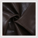 Good Quality Embossed Pattern PU Leather for Shoes (HS-M285)